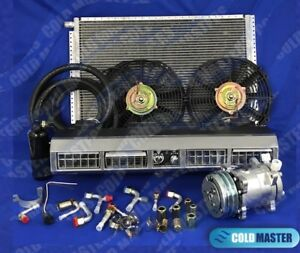 New A C Kit Universal Under Dash Evaporator Kit Air Conditioner 223 1pl 12v