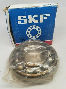 New In Package Skf Angular Contact Roller Ball Bearing Nib Part 7311 Becby
