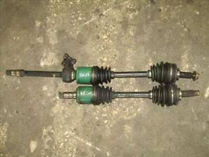 Jdm 95 98 Mazda 323 Ba11p2 Ba11p3 Cv Shafts Axle Sets Kf De M T 5 Speed