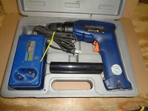 Blue Point Cordless Driver Drill Set With Case Etb7250kc
