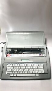 Brother Sx 4000 Electric Electronic Typewriter With Keyboard Cover