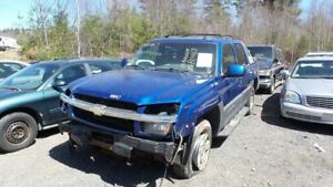 03 06 Avalanche 1500 Passenger Front Seat Electric 305182