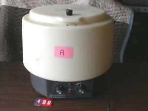 A Fisher Scientific Centrifuge 225 With Rotor 215 Tested Working Nice