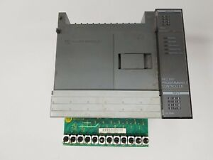 Spare Inventory And Test Mod Slc 500 Plc 1747 l20d Controller Series B