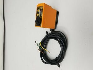 Sunx 7232ad2d5frx Atc Beam Switch Diffuse Photoelectric Reflective W Delay