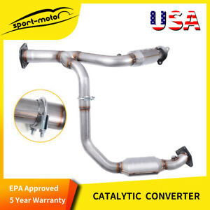 For 2007 2008 Gmc Yukon Chevy Tahoe Avalanche Silverado 1500 Catalytic Converter
