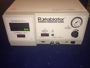 Rotablator Rotational Angioplasty System Boston Scientific