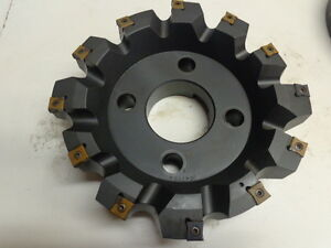 Ingersoll Indexable Face Mill Vra 8502362r10 L 3047894 V max Stk11611k