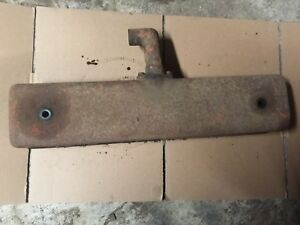 Case C Cc Tractor Engine Valve Cover Antique Tractor