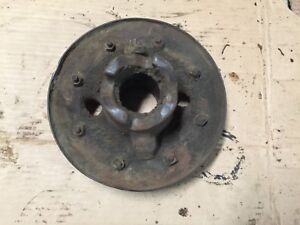 Case Cc C Cv Co Tractor Crankshaft Pulley