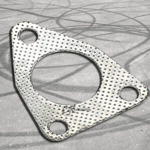 Exhaust Manifold Header Downpipe Gasket For 93 01 Honda Prelude 90 93 Accord