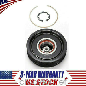 A C Ac Compressor Clutch Kit Fit For Mercedes C240 C320 Models W 6 Groove Pulley