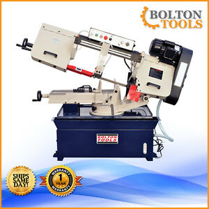 Bolton Tools 10 X 18 Horizontal Metal Cutting Band Saw Bs 1018r Free Shipping