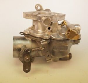 Rebuilt Zenith Late International Harvester Cub Carburetor 184 185 Lo boy