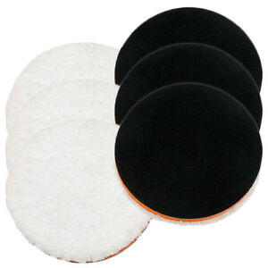 Lake Country 6 25 One Step Light Cutting Microfiber Pad 6 Pack