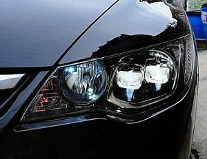 Hid Led Projector oem Retrofit Front Headlight Lamp rhd Honda Civic Fd