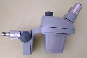 Bausch And Lomb B l 0 7x 3x Stereozoom Stereo Microscope W E arm Extension