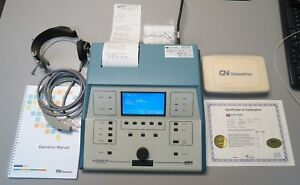 Madsen Zodiac 901 Middle Ear Analyzer tympanometer Calibrated W Extras