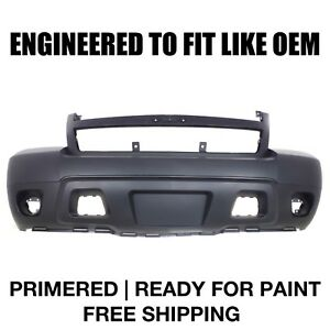 Fits 2011 2012 2013 Chevy Tahoe Suburban Avalanche Front Bumper Primered