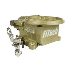 Fitech Fuel Injection System 39001 Go Efi 2bbl 400 Hp Throttle Body Aluminum