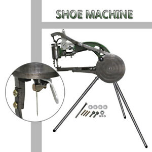 Manual Shoe Making Sewing Machine Equipment Shoes Repairs Cloth leather Sewing