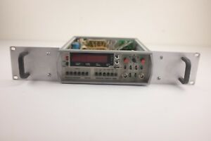 Racal Dana 9904 50mhz Frequency Counter Timer With Rack Ears Read
