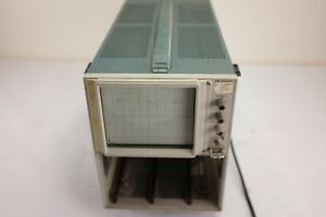 Tektronix 5110 Oscilloscope Read