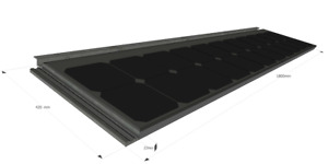 Solar Panels That Interlock Perfectly With Any Type Of Roof Tiles
