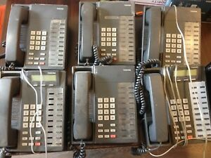 Toshiba Strata Dk8 Dk16 Digital Business Telephone System