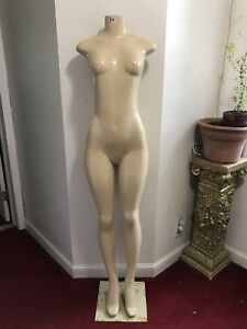 Fdw Female Full Body Realistic Mannequin With Base Women s