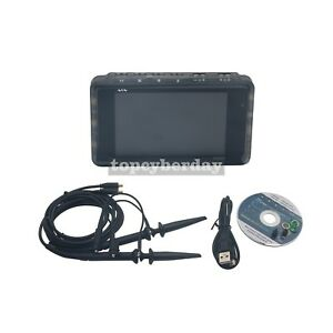 Arm Dso203 Quad Pocket 4 Channel Digital Oscilloscope Insulating Plastic Case