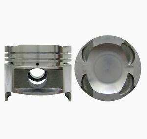 Piston Set For Ford Probe 89 92 for Mazda 626 mx 6 88 92 2 2lts Size 20