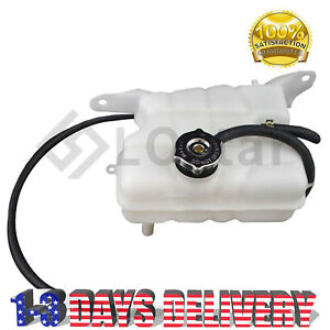 02 06 Jeep Liberty 3 7l Coolant Overflow Recovery Tank Reservoir Bottle W Cap