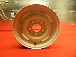 1 Used 63 64 65 66 Kelsey Hayes Ford 15 X 5 5 X5 5 Bc Steel Wheel c5tz 1007 d