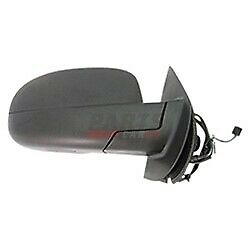 New Power Door Mirror With Heated Fits 2007 2014 Gmc Yukon Right Side Gm1321325