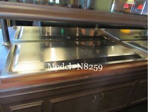 Delfield 50 Refrigerated Drop In Frost Top For Dessert Or Salad Bar Restaurant