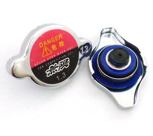 9mm Mugen Power Racing Radiator Cap For Civic Acura