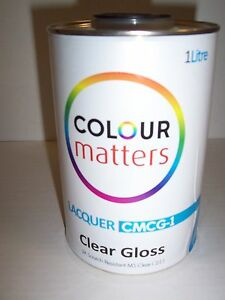 Ms Clear Lacquer 1lt 2 1 2k High Gloss Clearcoat Scratch Resistant