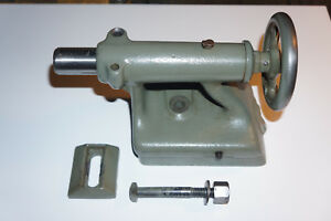 South Bend 9k Lathe Tailstock very Good Condition