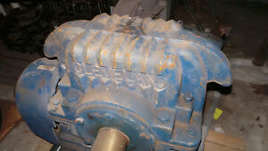 Cleveland Worm Gear Speed Reducer 100haf 341 Series