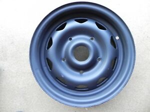 Lotus Elan Plus 2 Knockoff Steel Wheel Original 13 X 5 5