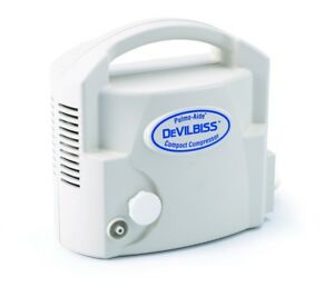 Pulmo aide Compact Compressor Nebulizer 3655d New free Same Day Shipping