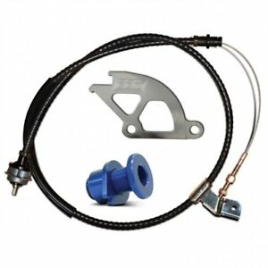 Bbk 79 95 Mustang Adjustable Clutch Quadrant Cable And Firewall Adjuster Kit