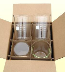 Pyrex Beaker 2000ml 2l Case Of 4 Corning Inc Free Shipping Lower 48 State