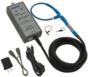 Hi accuracy 2 Flexible Current Oscilloscope Probe Dia 1 6mm Withstand 1kvpk