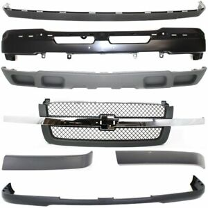 New Auto Body Repair Kit Front Passenger Right Side Chevy Rh Hand Silverado 1500
