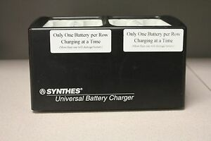 Synthes 530 601 Universal Battery Charger