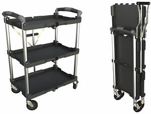 Olympia Tools Pack N Roll Service Cart 85 188