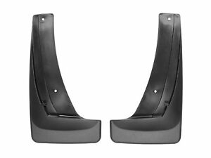 Weathertech No drill Custom Mud Flaps For Gmc Acadia 2017 2019 Front Set