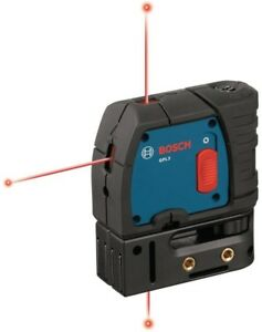 Bosch 3 Point Self Leveling Laser Level